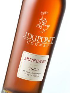 Beauty Shot Cognac J. Dupont