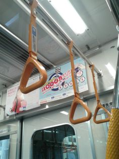 It was He,running close to me.He folded stepladder quickly, replaced hanged advertisement. He wore huge loincloth and his hair was dirty.  Eventually ,Me and New Advertisement were left alone, alone in train.