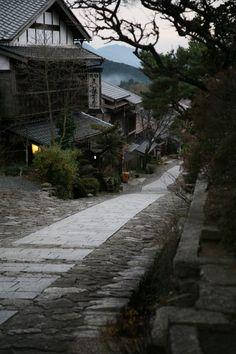 馬籠宿 Magome-juku, Gifu, Japan