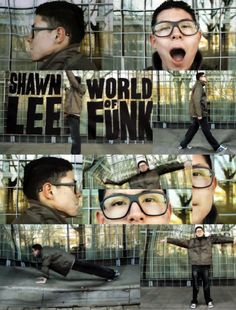 SHAWN LEE 'WORLD OF FUNK' PROMO by Part of a Bigger Plan, Christian Borstlap