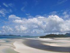 Whitehaven Beach, Australia -
