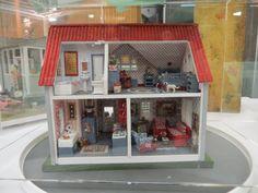 2013 Miniature Fantasies---QS Exhibits   THE PERIPATETIC MINIATURIST.