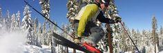 Winter in Yosemite: Snowboard, ski or XC ski, Badger Pass Ski Area has it all
