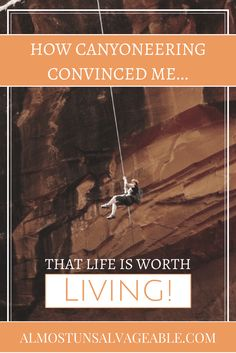 After several failed suicide attempts, an expedition into the treacherous canyons near Lake Powell I rediscovered the will to live again Coping With Depression, Lake Powell, Crazy People, Get Outside, Travel Quotes, Writing Tips, Self Care, Quotes To Live By, Blog