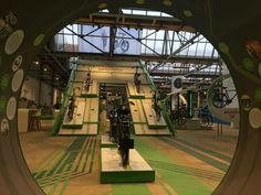 Experience center De Fietser, Sparta, brand experience - by DST
