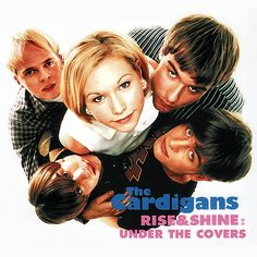 The Cardigans. Music of my teen years. Music Album Covers, Music Albums, Nina Persson, The Cardigans, Album Cover Design, Britpop, Vintage Vinyl Records, Music Icon, Music Is Life
