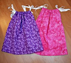 One Artsy Mama: Pillowcase Dress Drive Update