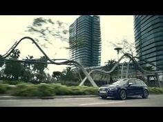 """Spot Audi A3 Adrenalin: caminante (45"""") - YouTube"""
