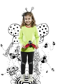 Ladybird# fashion#kids#style