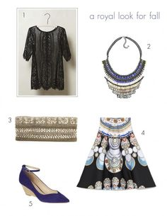 Love to Pieces: A Royal Look for Fall