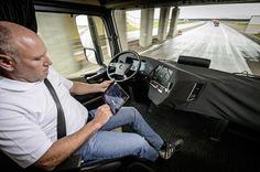Le #camion #autonome est prêt pour la révolution digitale #digital #mobilite #futur