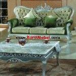 Kursi+Tamu+Ukir+Jepara+Silver+Ukir Outdoor Furniture, Outdoor Decor, Love Seat, Bench, House, Silver, Home Decor, Ideas, Homemade Home Decor