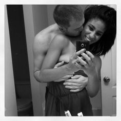 The love of my life. I can't stand how amazing this is @The Best White Men Dating Black Women Site: http://www.blackwhitepassion.com #swirl #wmbm #bwwm