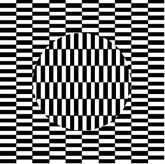 PopGive: Examples Of Kinetic Illusions In Op Art