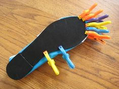 DIY Shoes - Part 6 - Making A Shoe Sole - How Did You Make This? | Luxe DIY