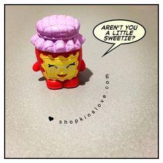 A #shopkinsquote by Gran Jam! #shopkins #shopkinsmagazine #spkfan #granjam