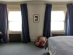 Made to measure sheer roller blinds fitted to interior designed bedroom in Belgravia, London Sheer Roller Blinds, Sheer Blinds, Modern Net Curtains, Blinds Inspiration, Made To Measure Blinds, Bedroom Blinds, No Sew Curtains, Brighton And Hove, London