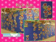 Accelerated Reading Bulletin Boards- campus wide reading