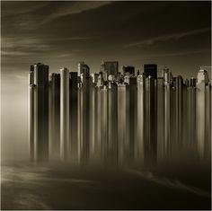 """Photo """"Les villes flottantes ..."""" de le sushi grillé sur le forum CritiquePhoto"""