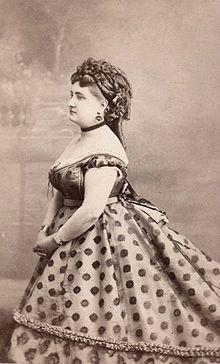 Carlotta Patti - Wikipedia Disney Characters, Fictional Characters, Disney Princess, Lady, Yellow Fever, Nightingale, Mexican Folk Art, Touring, Royals