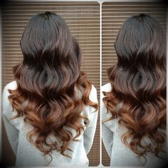 Thinking about doing something like this to my hair..