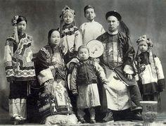 Noble family portrait