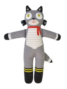 Beauregard Cloth Doll by Blabla Kids at Gilt