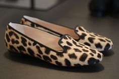 Leopard shoes from danish Decadent