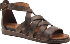 Women's Diba True First Light Strappy Sandal - Tan Vintage Leather with FREE Shipping & Exchanges. Pack your bag and head out for an adventure wearing the Diba True First