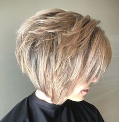 60 Short Shag Hairstyles That You Simply Can't Miss Piece-Y Short Shaggy Bob Short Shaggy Bob, Short Shag Hairstyles, Bob Hairstyles For Fine Hair, Short Bob Haircuts, Hairstyle Men, Formal Hairstyles, Men's Hairstyles, Wedding Hairstyles, Short Hair With Layers
