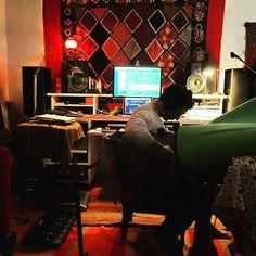 Acaba de comenzar la grabación del 4to disco de Indra Mantras / It just started the recording of the 4th Indra Mantras album