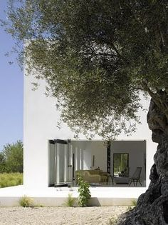 Villa in Ibiza designed by French architect Pascal Cheikh Djavad