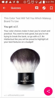 Makeup Color Test, Makeup Brands, Buzzfeed, Beauty, Beauty Illustration