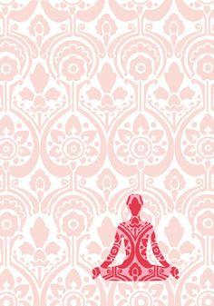 yoga greeting card (Antdesigner, Flickr)