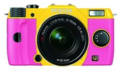 Pentax Q7 compact camera offers interchangeable lenses and 120 color options - http://digitalphototimes.com/pentaxnews/pentax-q7-compact-camera-offers-interchangeable-lenses-and-120-color-options/