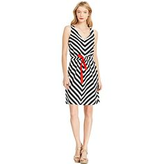 Tommy Hilfiger women's dress. Nautical by nature Extra 30% off all sale items Code JULYSAVE30