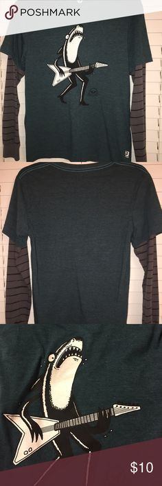 Boys Youth Shaun White Long Sleeved Shirt Perfect for Fall!  Long sleeved Shaun White shirt - never worn Like New!  Very comfortable, soft and warm - 60% Cotton 40% Polyester. Shaun White Shirts & Tops Tees - Long Sleeve