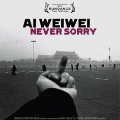Ai Wei Wei @SunDance Festival