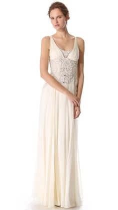 Temperley London Henrietta Bridal Gown Wedding Dress | Get paid up to 9.2% Cashback when you shop at SHOPBOP with your DubLi membership. Not a member? Sign up for FREE at www.downrightdealz.net