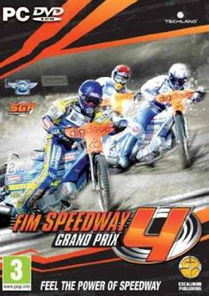 FIM Speedway Grand Prix 4 Full Version