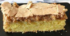 Danish Cake, Danish Dessert, Danish Food, Cake Recipes, Dessert Recipes, Delicious Desserts, Yummy Food, Cooking Cookies, Baking With Kids