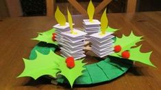 Arts and crafts For Kids Halloween - Arts and crafts For Girls Ideas - Arts And Crafts For Adults, Easy Arts And Crafts, Crafts For Girls, Arts And Crafts Projects, Christmas Crafts, Christmas Decorations, Handmade Christmas, Art And Craft Videos, Arts And Crafts Furniture