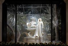 Ralph Lauren Christmas Window 2012
