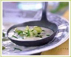 Soupe froide de concombre - Une recette CuisineAZ