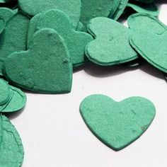 Heart Shaped Plantable Seed Confetti in TEAL Value Pack (two 350-piece bags = 700 pieces of seed confetti) null,http://www.amazon.com/dp/B005GW9AWQ/ref=cm_sw_r_pi_dp_QbZ3sb0B6AKD6A8D