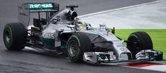 """Lewis Hamilton: """"Tuve más ritmo que Nico y pude seguirle de cerca al principio"""""""