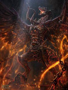 Zombie Dragon by Bogdan-MRK on deviantART