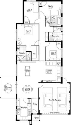 Perth Narrow Home Builders | The Radway | Complete Homes