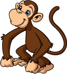 free monkey clip art images cute baby monkeys dey all axed for rh pinterest com baby girl monkey clip art baby monkey clip art free