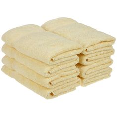 Charlton Home Nashville 600GSM Premium Combed Cotton Hand Towel Color: Canary